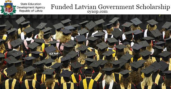 Latvian Government Scholarship