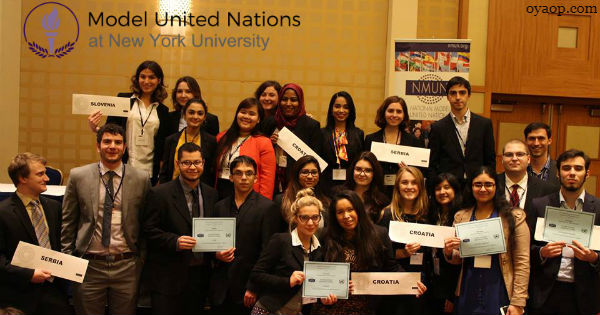 New York University's Model United Nations