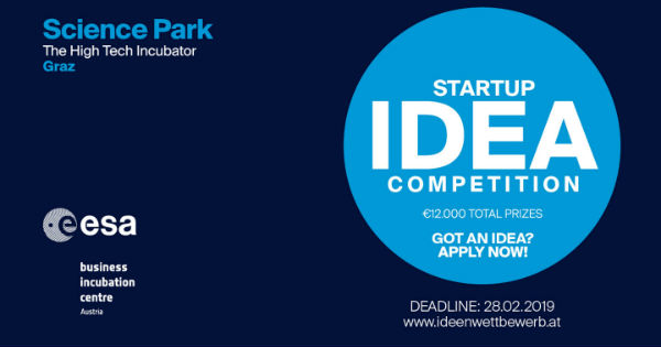 Science Park Startup Idea Competition
