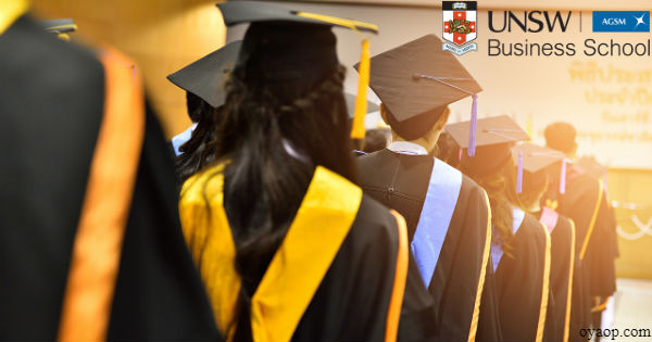 UNSW Business School Scholarships