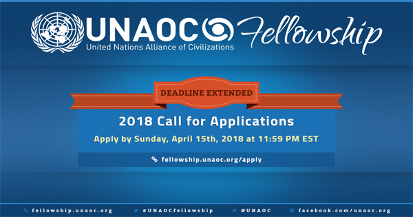 Fully Funded UNAOC Fellowship Programme 2019