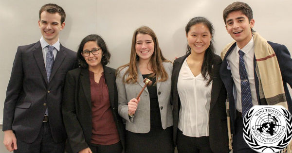 Winchester Model United Nations Conference