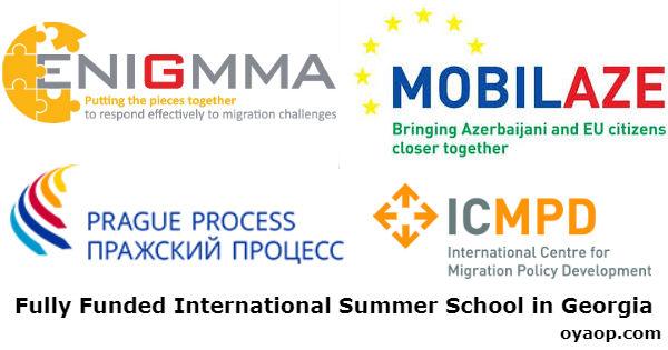 Fully Funded International Summer School in Georgia