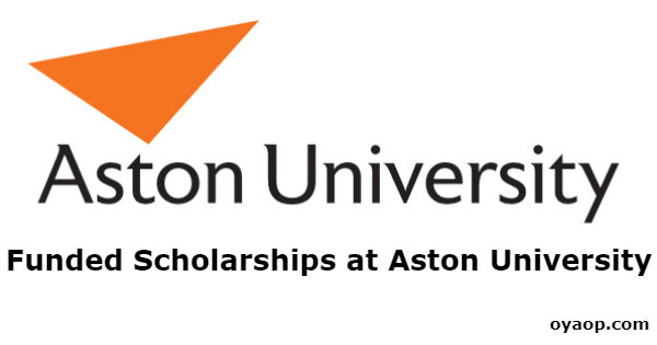 Funded Scholarships at Aston University