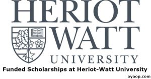 Funded Scholarships at Heriot-Watt University
