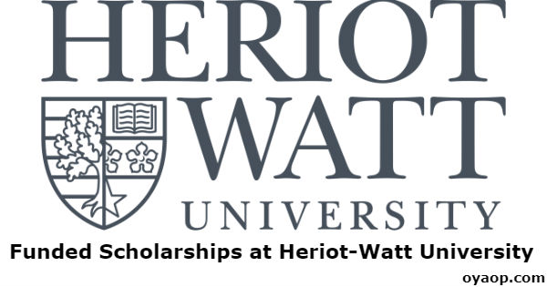 Funded Scholarships at Heriot-Watt University