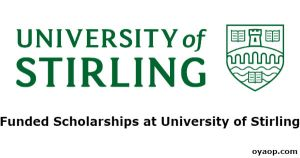 Funded Scholarships at University of Stirling