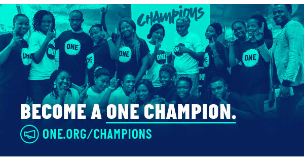 ONE Champions Program