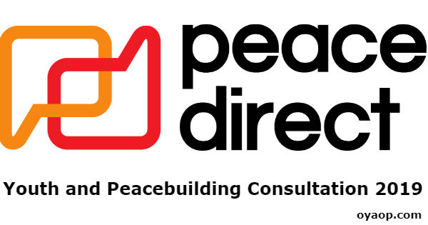 Youth and Peacebuilding Consultation 2019