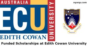 Funded Scholarships at Edith Cowan University