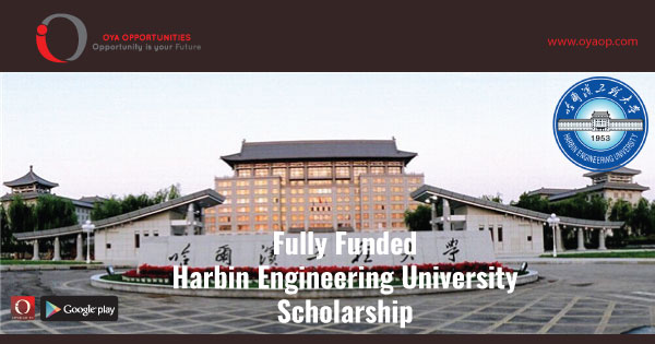 Fully Funded Harbin Engineering University Scholarship