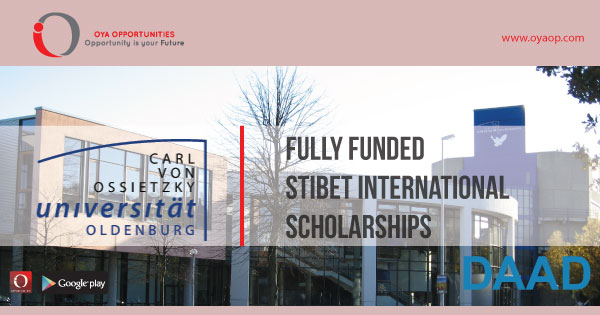 Fully Funded STIBET International Scholarships , oyaop, oyaop.com, www.oyaop.com, oyaop opportunities, oya opportunities