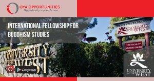 International Fellowship for Buddhism Studies