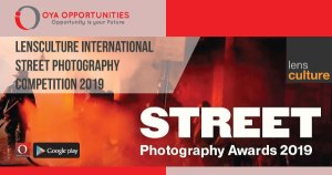 LensCulture International Street Photography Competition 2019