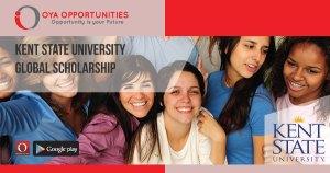 Kent State University Global Scholarship