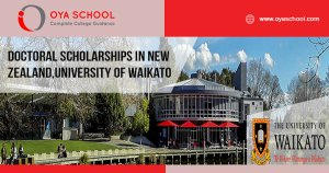 Doctoral Scholarships in New Zealand, 2019