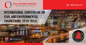 International Conference on Civil and Environmental Engineering, Norway