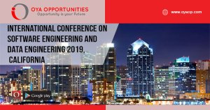 International conference on Software Engineering and Data Engineering