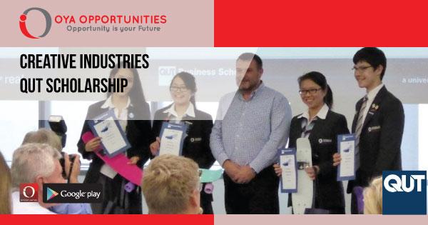 Creative Industries QUT Scholarship