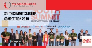 South Summit Startup Pitch Archives - OYA Opportunities