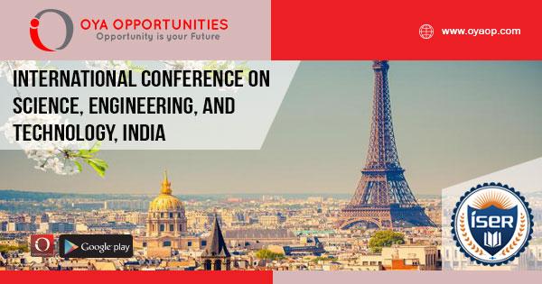 ISER - International Conference on Agricultural and Biological Science, France
