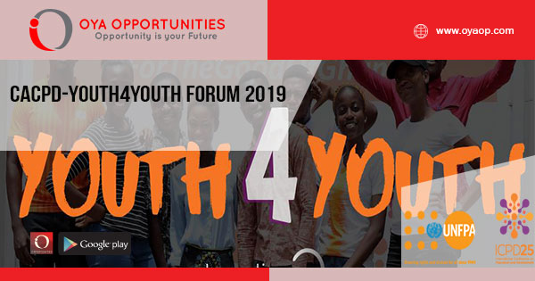 CACPD-Youth4Youth Forum 2019