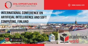 International Conference on Artificial Intelligence and Soft Computing, Finland