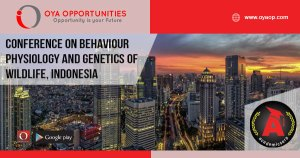 Conference on Behaviour Physiology and Genetics of Wildlife, Indonesia
