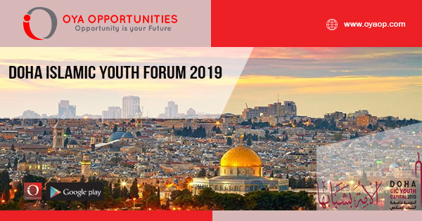 Fully Funded Doha Islamic Youth Forum 2019 - OYA