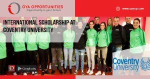 International Scholarship at Coventry University
