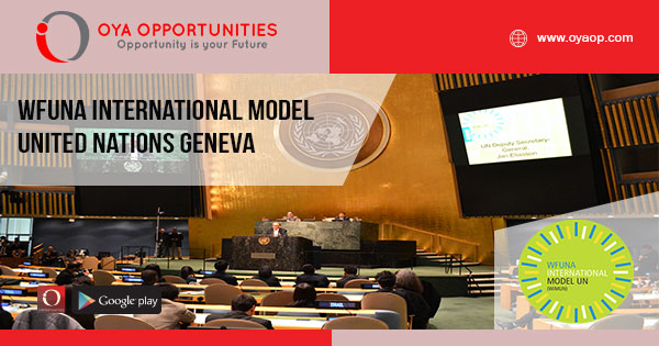 WFUNA International Model United Nations Geneva