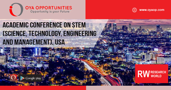 Academic Conference on STEM, USA