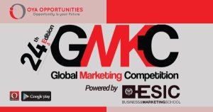 Global Marketing Competition 2019