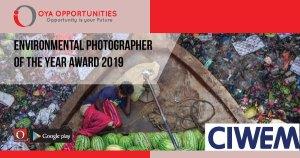 Environmental Photographer of the Year Award 2019