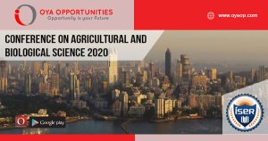Academic Conference on Agricultural Science 2020