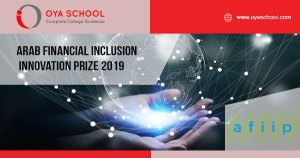 Arab Financial Inclusion Innovation Prize 2019
