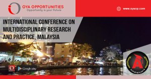 International Conference on Multidisciplinary Research and Practice 2020, Malaysia