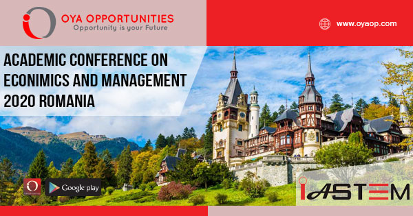 Academic Conference on Econimics and Management 2020 Romania