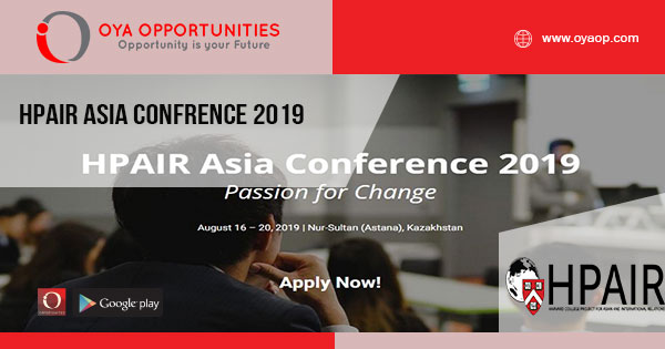 HPAIR Asia Confrence 2019