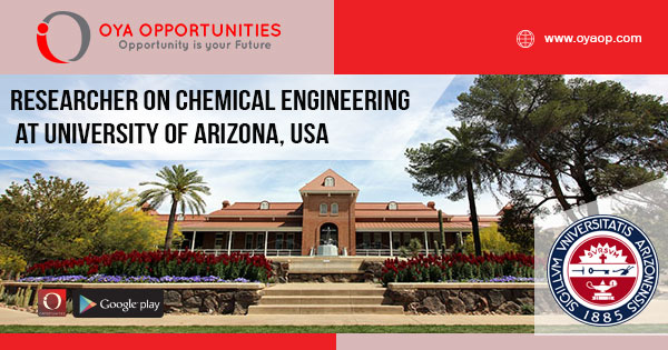 Research Jobs at the University of Arizona