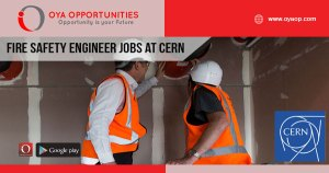 Fire Saferty Engineer jobs at CERN