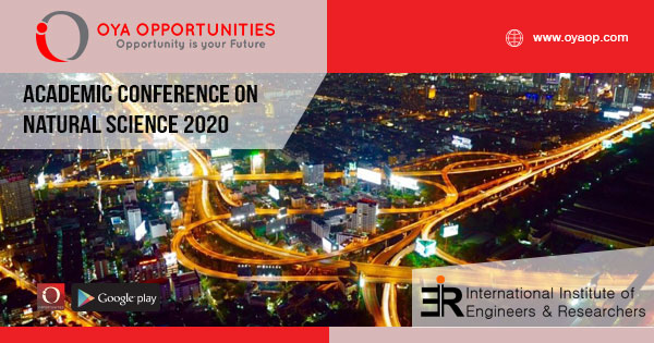 Academic Conference on Natural Science 2020