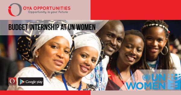 Budget Internship at UN Women