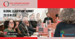 Global Leadership Summit 2019 in USA