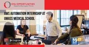 Management Internship at Arizona State University