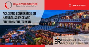 Academic Conference 2020 on Natural Science and Environment