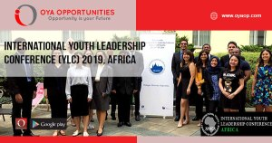 International Youth Leadership Conference (YLC) 2019, Africa