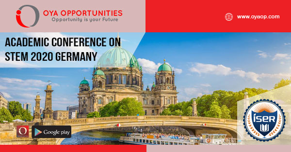 Academic Conference on STEM 2020 Germany