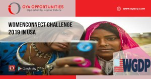 Womenconnect Challenge 2019 in USA