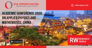 Academic Conference 2020 on Applied Physics and Mathematics